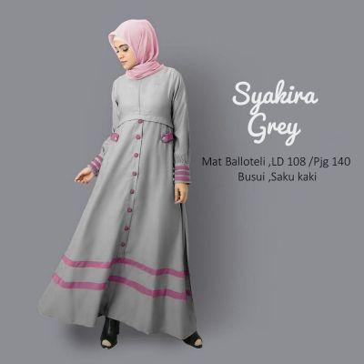 Gamis_syakira_naffata_grey_pink